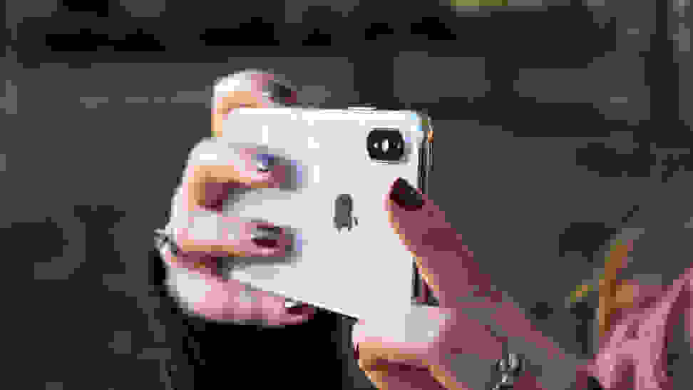 Apple iPhone X Dual Cameras