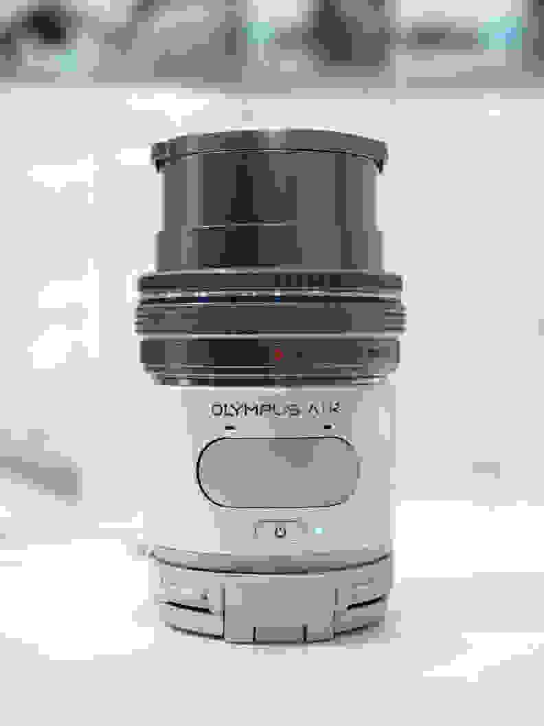 Olympus Air Shutter Button