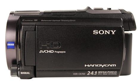 Sony hdr cx760e panasonic ag 250 - ремонт в Москве