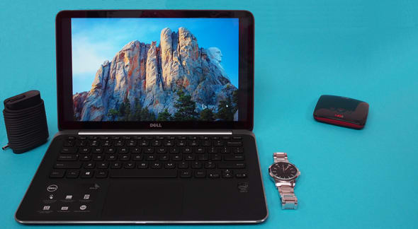 The Dell XPS 13