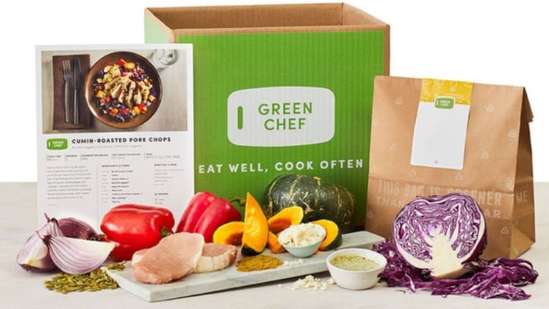 Green Chef packaging 1