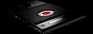Red hydrogen smartphone hero