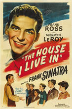"""The House I Live In,"" starring Frank Sinatra"