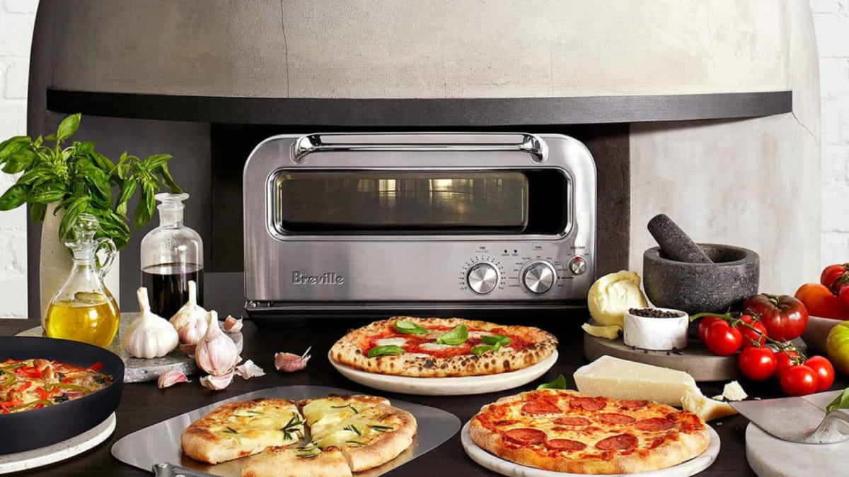 Breville Smart Oven Pizzaiolo Review Will This Craft