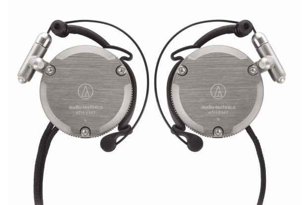 Product Image - Audio-Technica ATH-EM7 GM