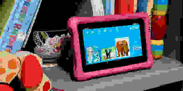 Gifts for kids 2018 Amazon Fire Tablet Kids Edition