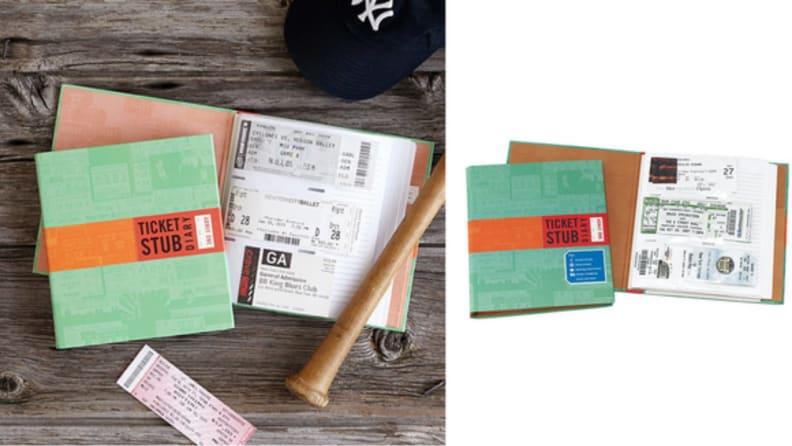 Ticket diary
