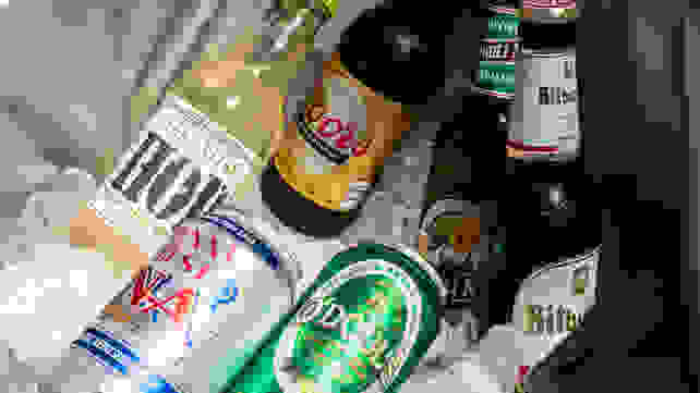 All the beers