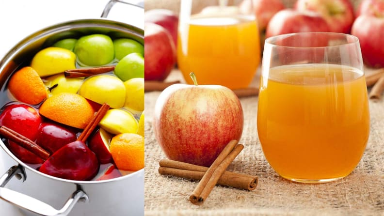 Cooking with Apples - Cider