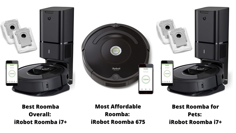 Best overall Roomba