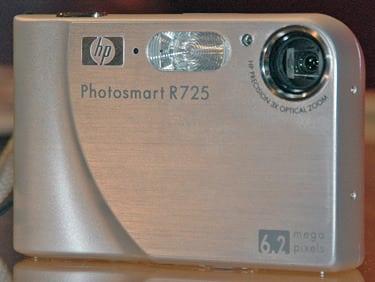Product Image - HP Photosmart R725
