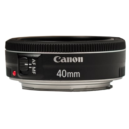 Product Image - Canon EF 40mm f/2.8 STM