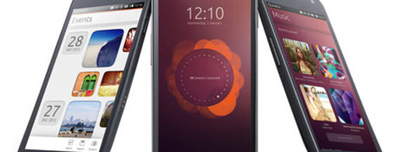 Ubuntu on phones product image