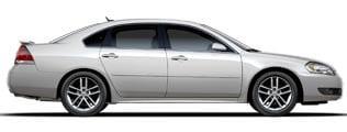 Product Image - 2013 Chevrolet Impala LTZ