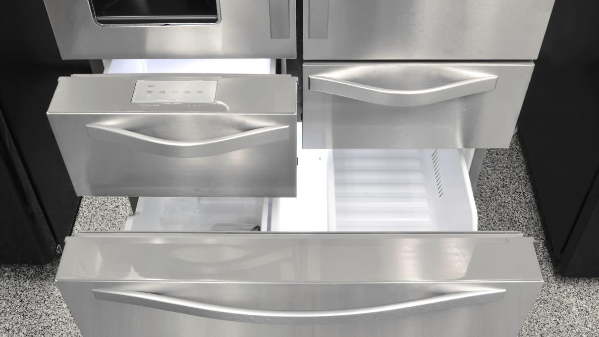 Whirlpool WRV986FDEM Five-Door French Door Refrigerator