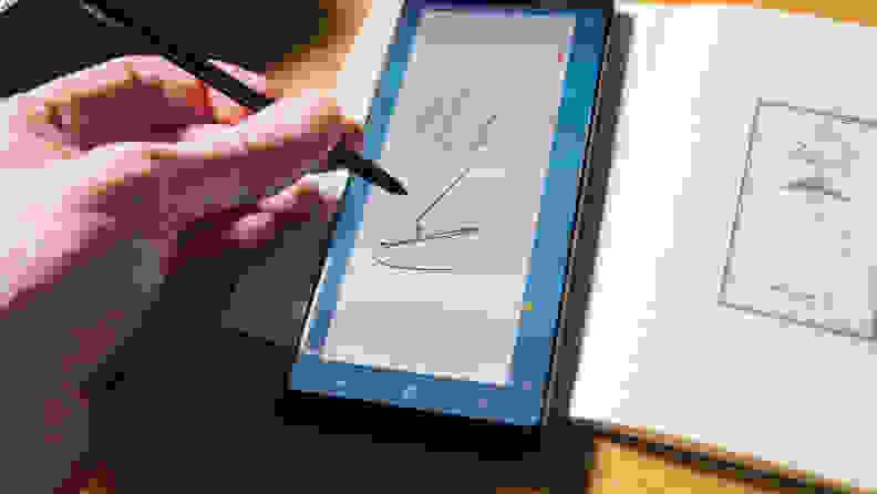 Samsung Galaxy Note 8 Doodles