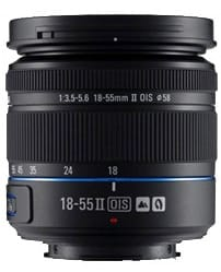 Product Image - Samsung Compact 18-55mm f/3.5-5.6 Zoom