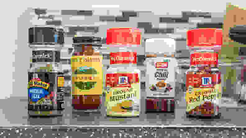 Freshness is  more important than price, when it comes to spices.