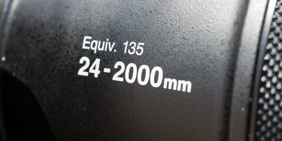 Nikon Coolpix P900 Zoom Close Up