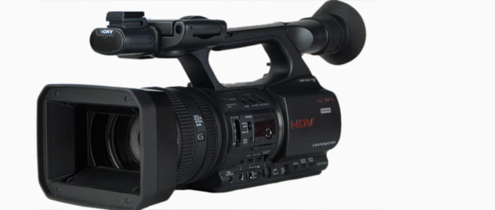Product Image - Sony HDR-FX1000