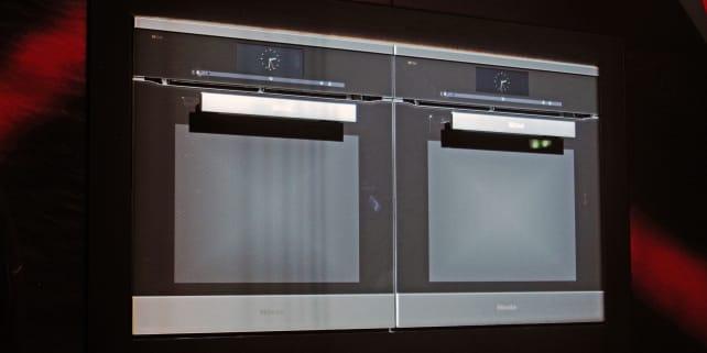 The Miele Dialog oven