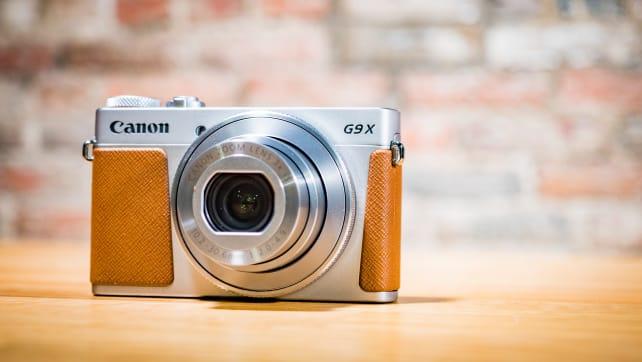 Canon PowerShot G9 X Mark II Digital Camera Review