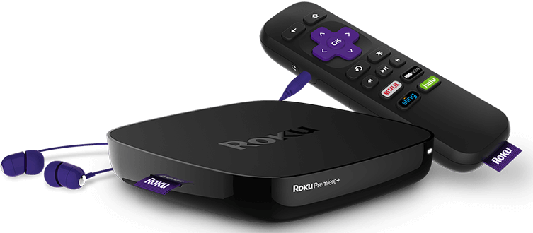 Product Image - Roku Premiere+ (2016)