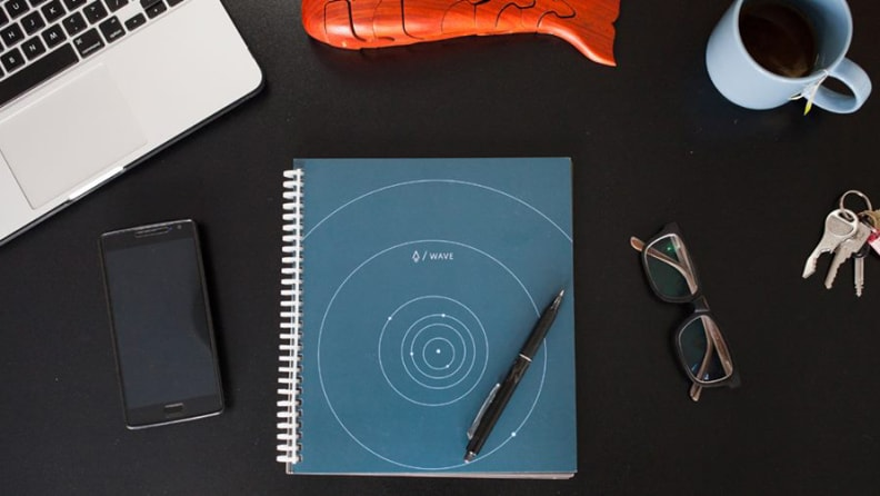 Rocketbook Wave Reusable Smart Notebook