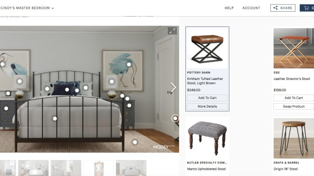 Modsy can redecorate any room—virtually - Reviewed Home & Outdoors