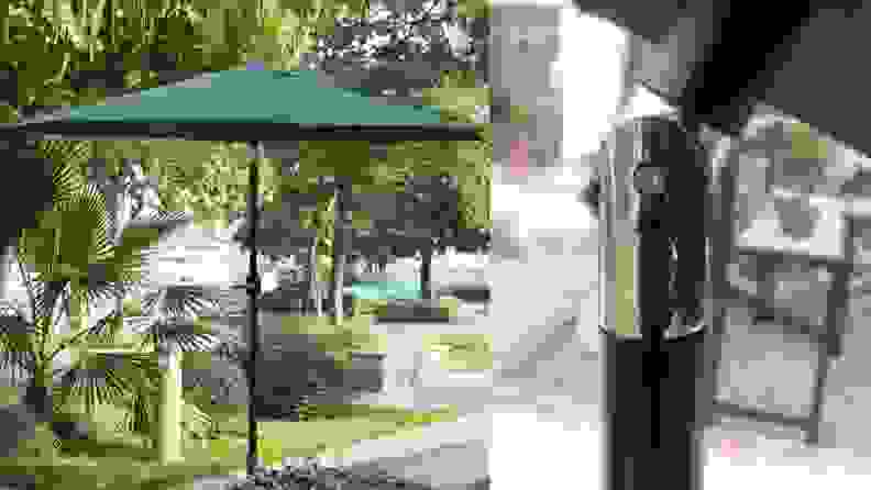 Sunnyglade umbrella