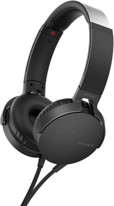 Product Image - Sony MDR-XB550AP