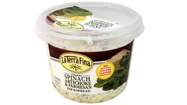 Spinach/artichoke dip