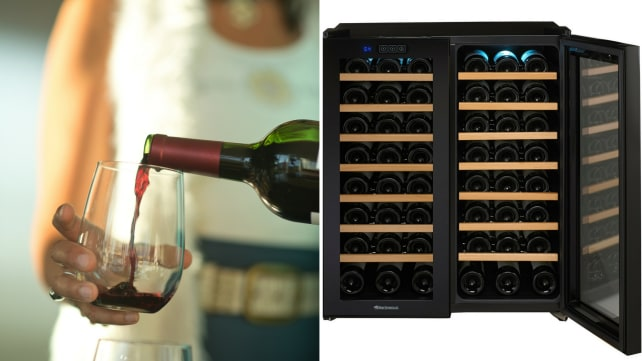 Wine Enthusiast Wine Fridge