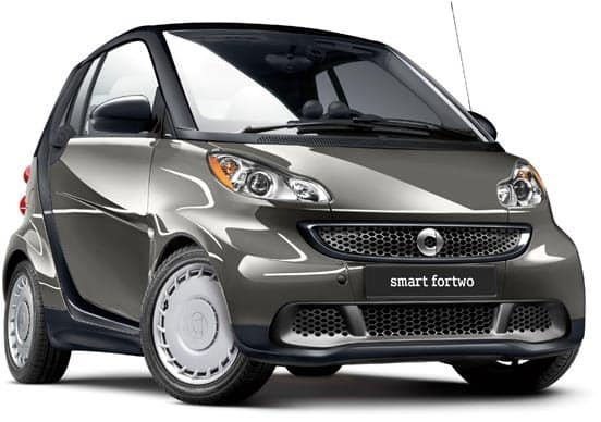 Product Image - 2013 smart Pure Coupe