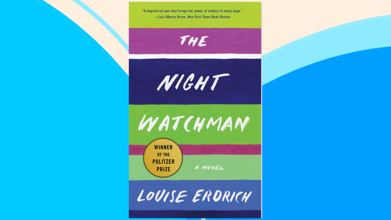 The cover of The Night Watchman.
