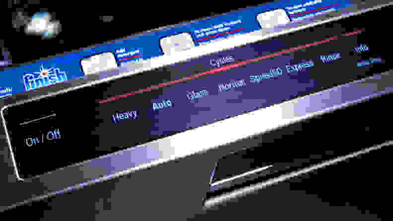 Benchmark-control-panel