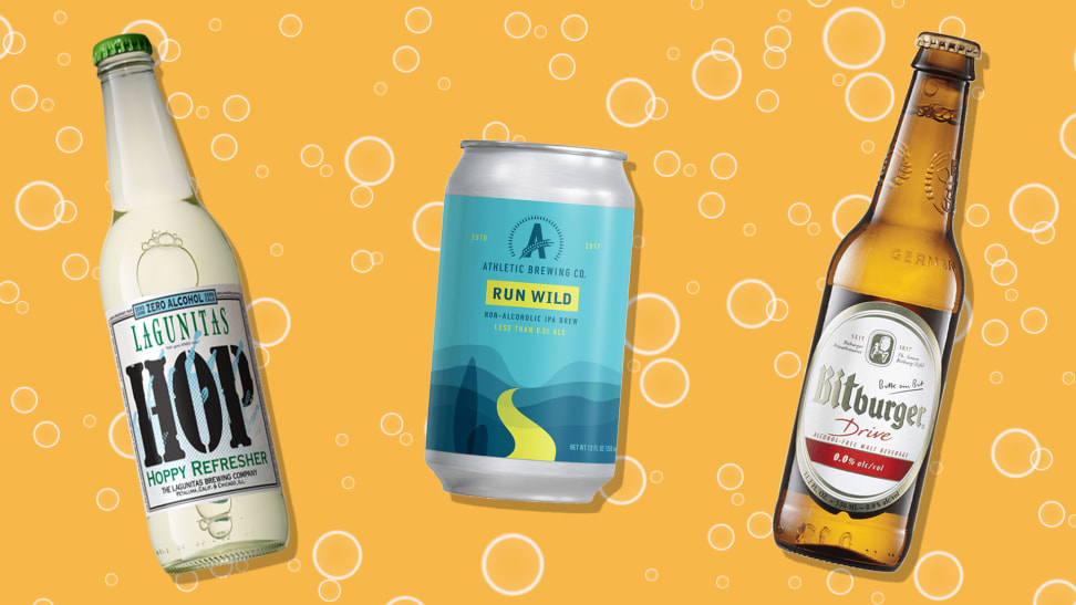 We tested 9 nonalcoholic beers—here are our favorites