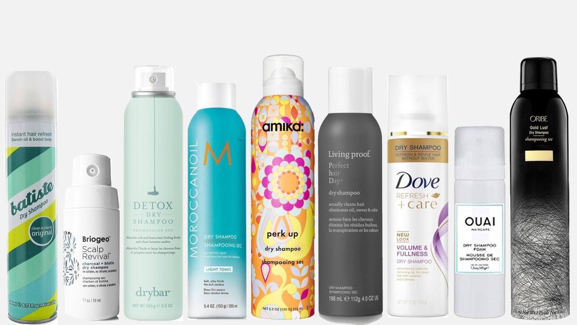 The Best Dry Shampoo of 2019