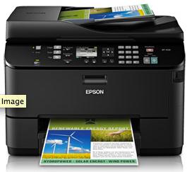 Product Image - Epson WorkForce Pro WP-4530