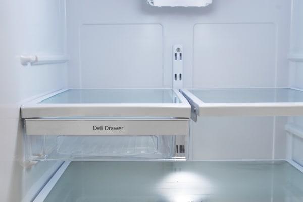deli drawer in refrigerator