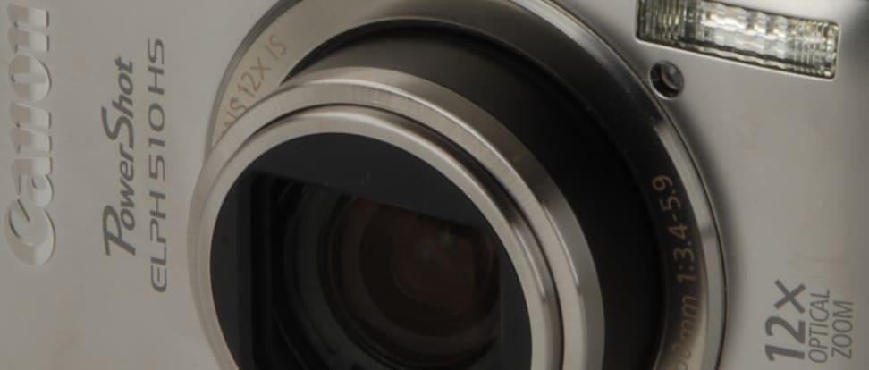 Product Image - Canon PowerShot ELPH 510 HS