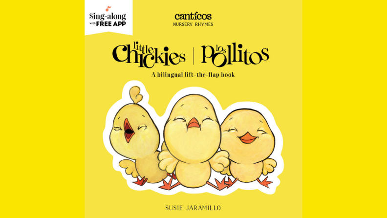 Book on chickies