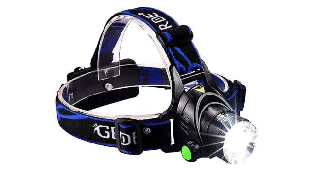 GRDE Headlamp