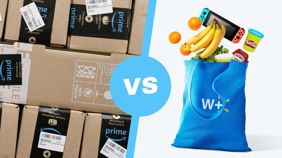 Amazon Prime vs Walmart Plus