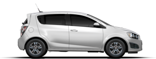 Product Image - 2012 Chevrolet Sonic Hatchback LTZ Manual