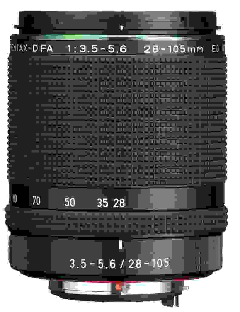 Pentax D FA 28-105mm DC WR