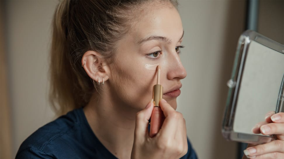 8 mistakes you're making with your concealer