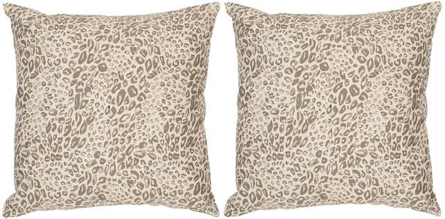 Safavieh Leopard Pillows