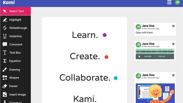 Kami Chrome App