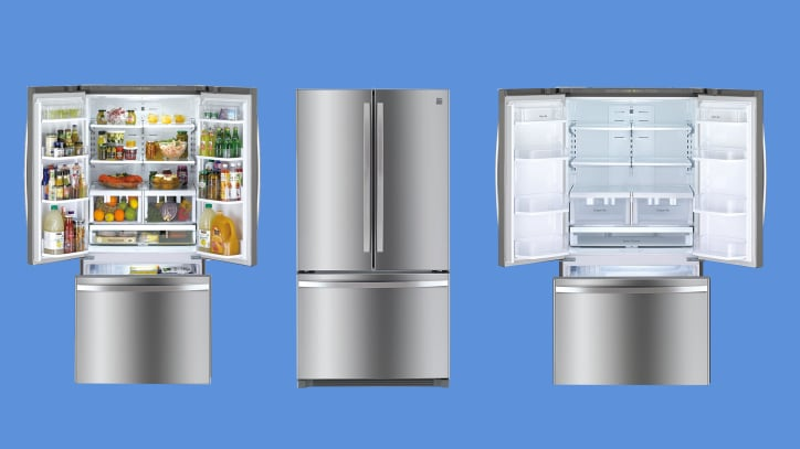 Kenmore 73025 Refrigerator Review Reviewed Refrigerators